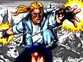 Comix Zone - Turner Remastered by Grindguy