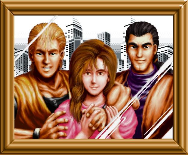 Sega Genesis Art Of Fighting All By Grindguy On Deviantart