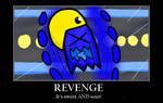Pac-Man Inspiration Poster