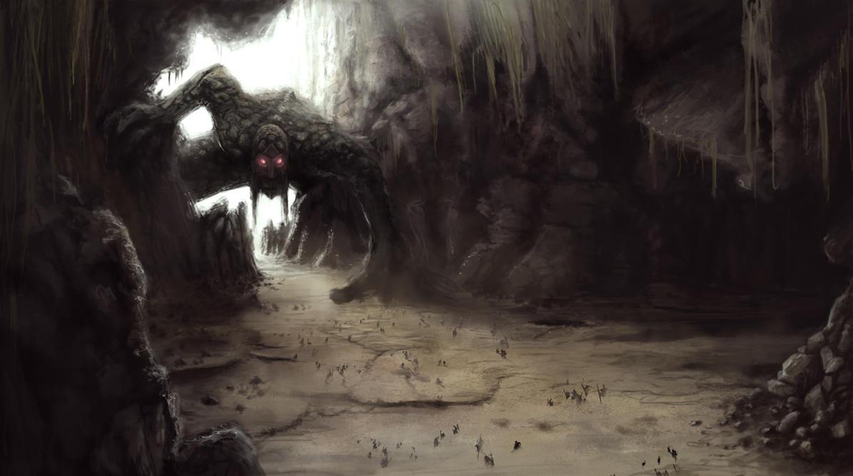 The Behemoth by Flouz