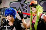 !Panda Hero! _ Vocaloid KAITO and Gumi