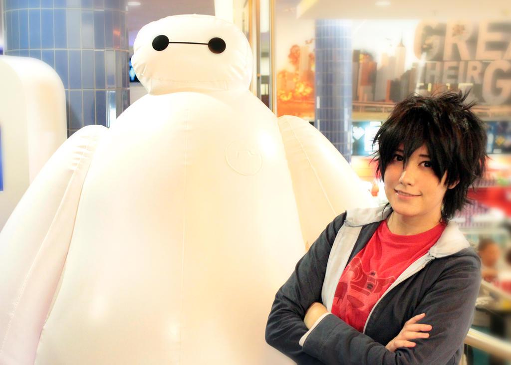 Hamada Hiro _ Big Hero 6 by Yamaki-Chiya