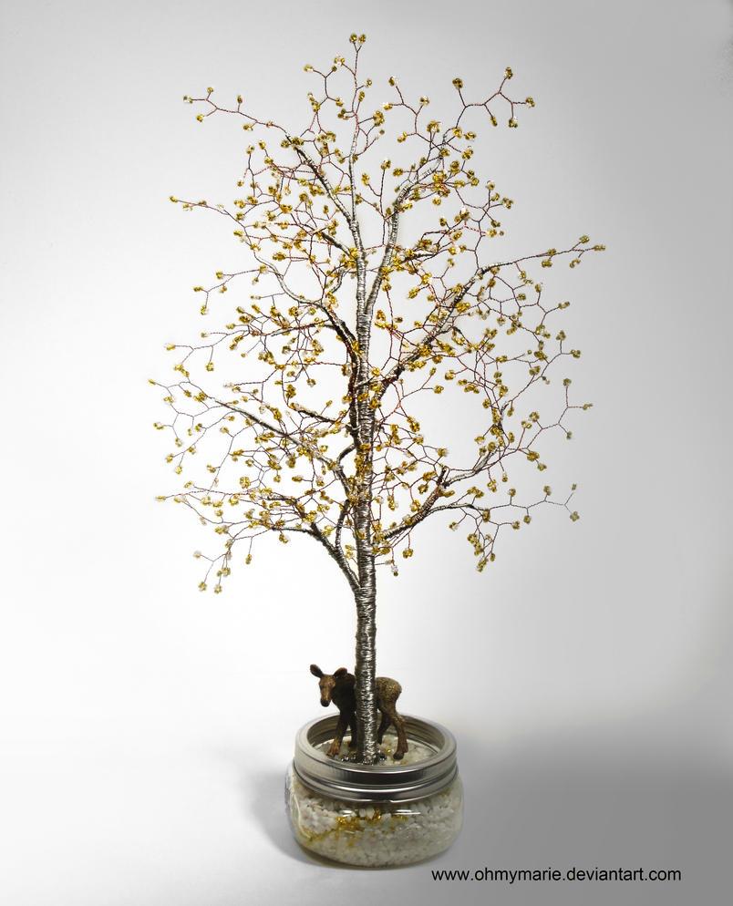 white birch tree bouleau blanc by ohmymarie on deviantart