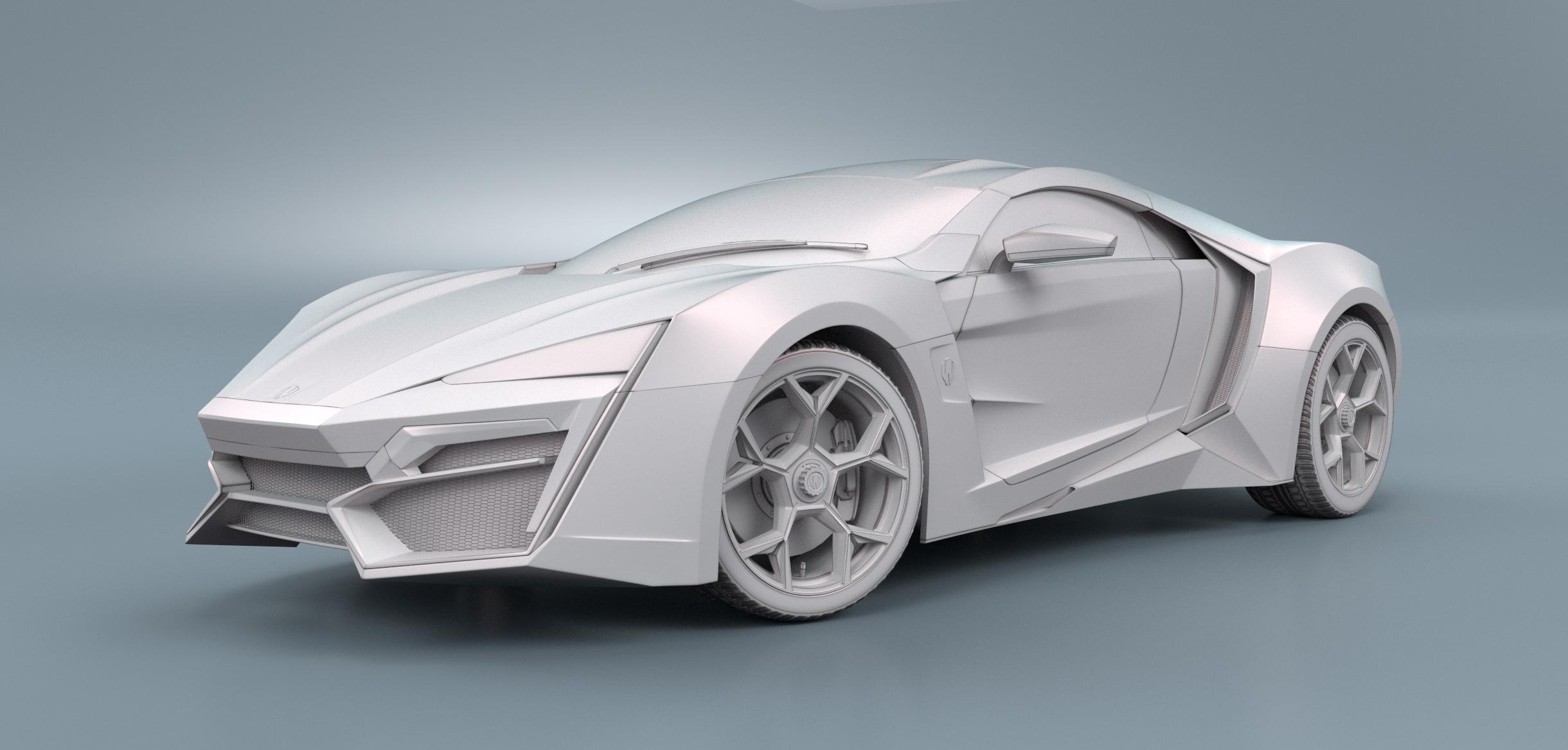 W Lykan Hypersport >> W Motors Lykan Hypersport by Dedisset on DeviantArt