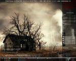 My Desktop as of 28-12-2009