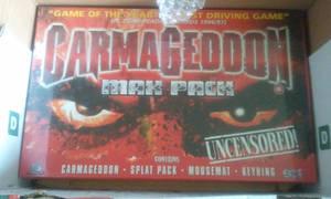 Carmageddon Max Pack - sealed