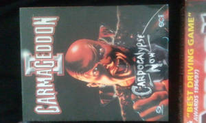 Carmageddon 2 bigbox - sealed