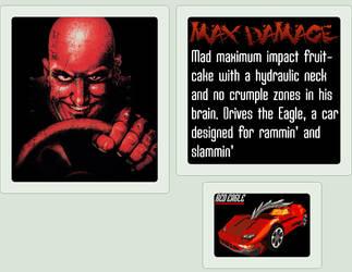 Max Damage by WarriorRazor