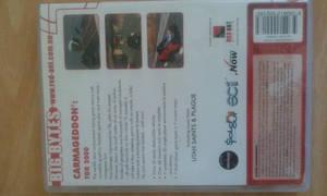 TDR2000 Australian DVD - rear
