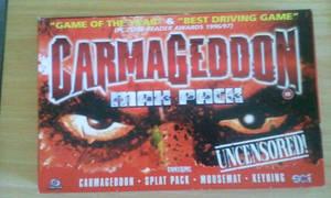 Carmageddon Max Pack No.3