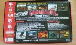 Carma Max Pack No.3 - back