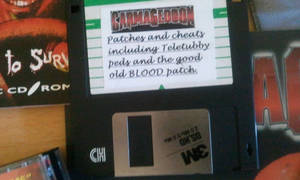 Max Pack No.3 - floppy disk