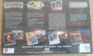 Action Hall of Fame box - back