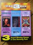 Mega 3 Pak - Volume 1 box