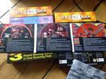 Mega 3 Pak - Volume 1 Game Discs
