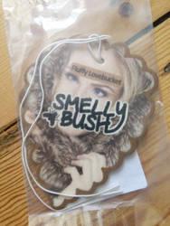Smelly Bush - Fluffy Lovebucket by WarriorRazor