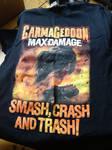 Carmageddon: Max Damage promo t-shirt