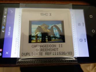 Carmageddon 2 - SCi slides - Screenshot 1 by WarriorRazor