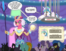 Princess Eris Auction by koolfrood