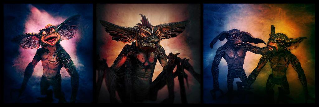 Gremlins 2 by E-X-O-G-E-N