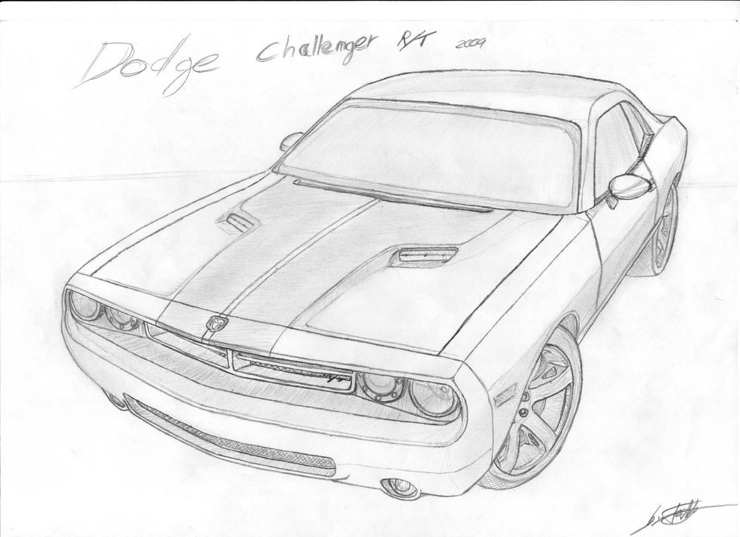 Dodge Challenger 2007 By Fx2b On Deviantart