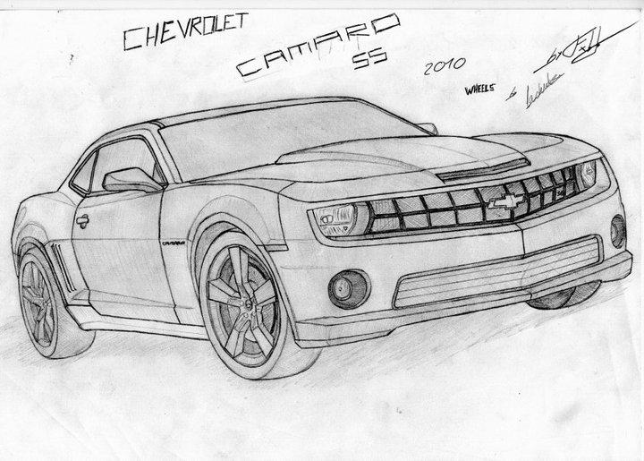 chevrolet camaro ss 2010 by fx2b on deviantart