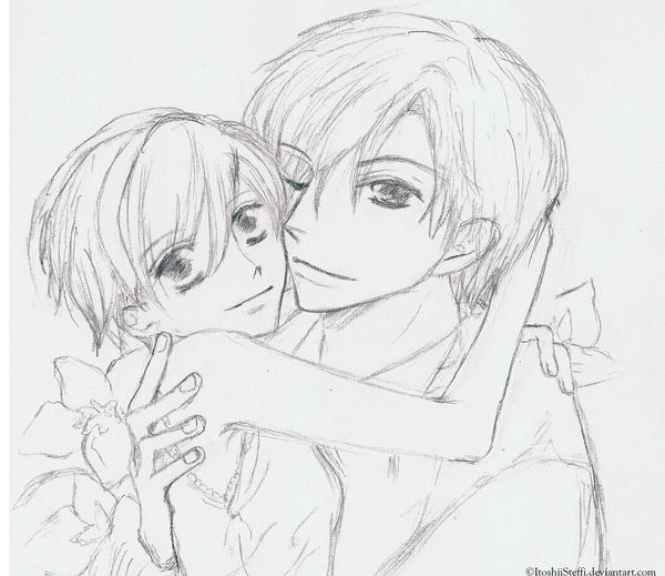 Cute Couple Sketch Images amp Pictures Becuo