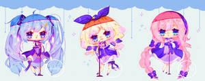Winter Vocaloids