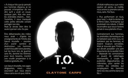 Extrait 4 de T.O. by ClaytoneCarpe