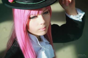 Silver Rain - Serizama Rozomu by kosbend-DreamersAce