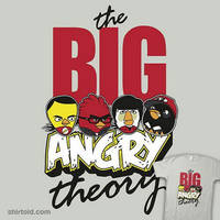 the big angry theory by thegreatestmario