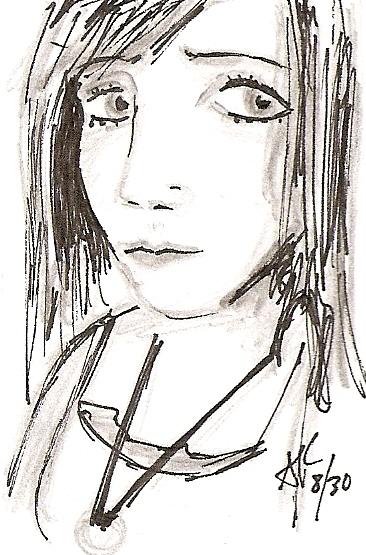 Sketched Summer Yellow by masayumesoto