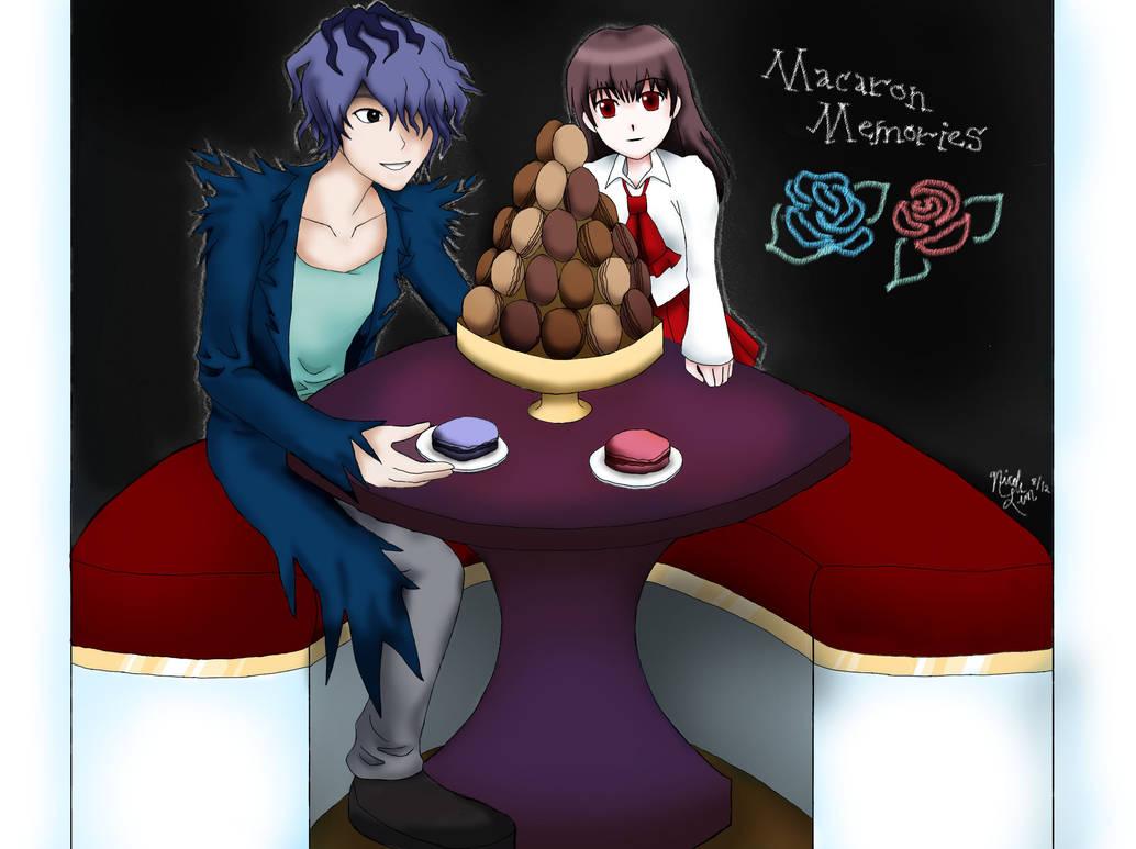 Ib Macaron Memories