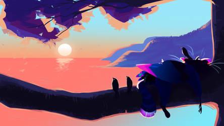 Summer vibes by WindBirds