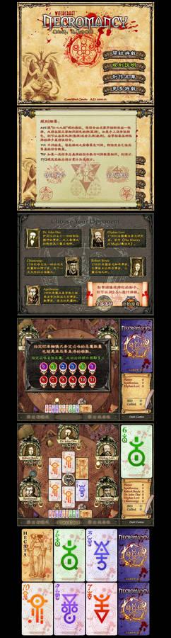 WitchCraft: Necromancy