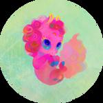 Chibi Rainbow Badge Collection - PP