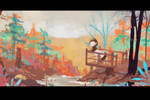 EQD ATG 01 - Wind on the Pine Hill