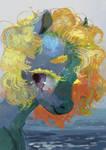 reward for Cosmia Nebula - Ocean Runner