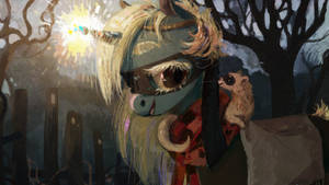 commission for Ponytronic - Dark Days