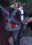 reward for Cosmia Nebula - Princess of Depression