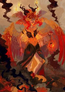 reward for Pati - Fire Goddess