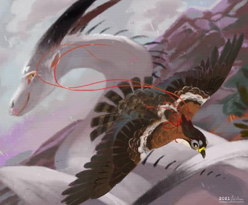 APR reward for Kestrel - Flying with Giants