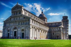 Duomo di Pisa by ifsantag