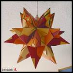 Origami II by arconax