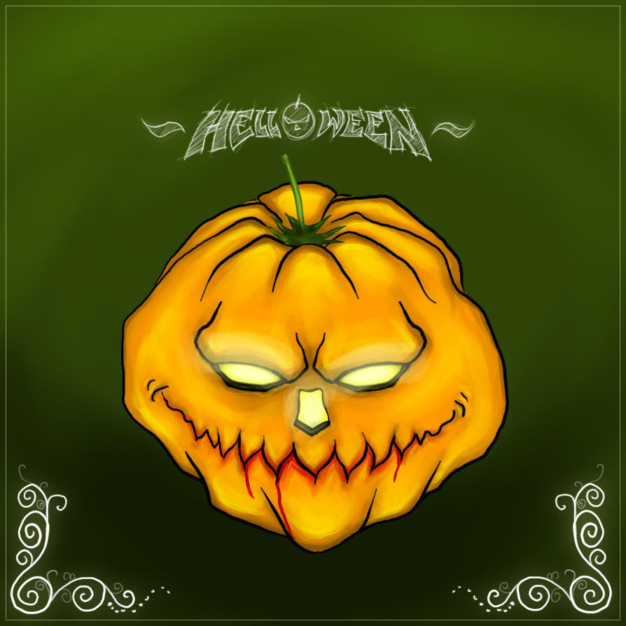 The Pumpkin by arconax