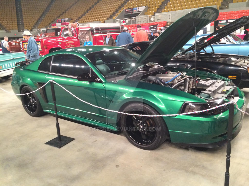 2000 ford mustang gt 1 by bf5kid