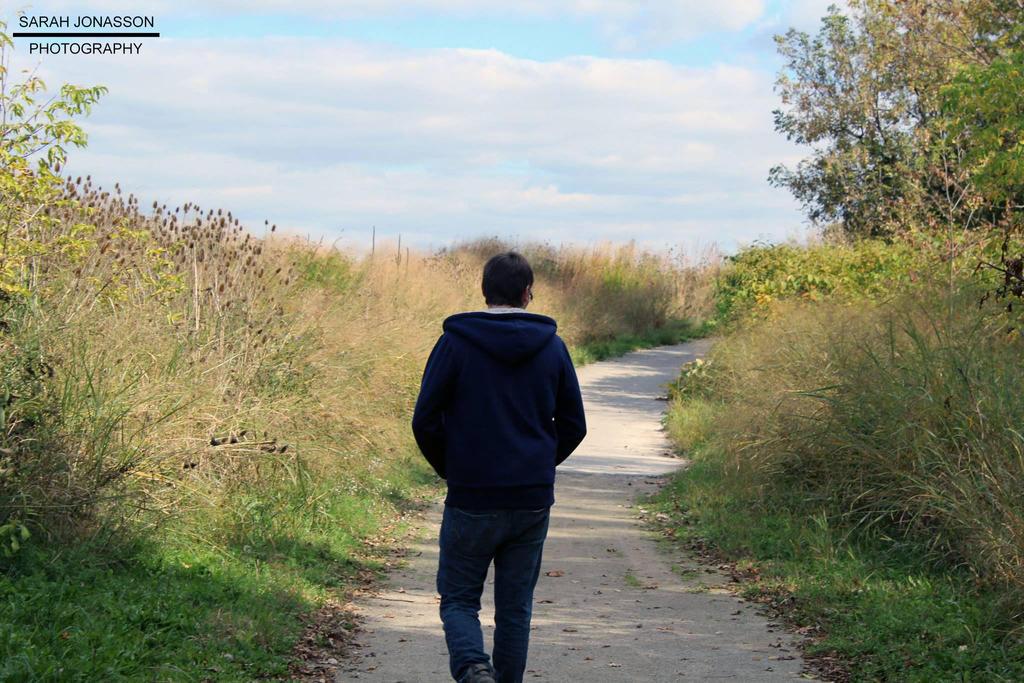 He Walks Alone by SarahJonassonPhotos