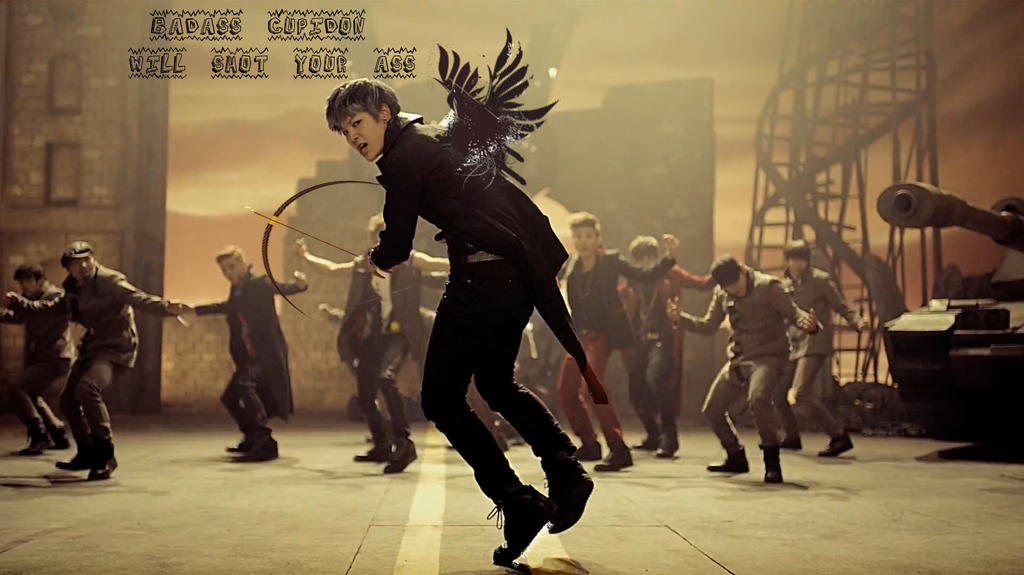 BAP zelo- The Badass cupidon by rapsberrylips on DeviantArt