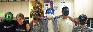 Monster Mask Lineup