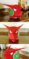 Shoutmon Mask